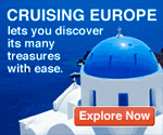 Cruising Europe lets you discover its many treasures with ease.